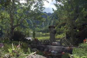 Sommer in den Bergen der Obersteiermark