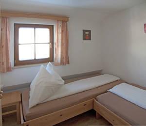 Schlafzimmer am Bröcklhof